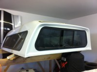 ARE 2006 gm shell w/glass back door