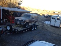 1985 Ford Bronco SOLD